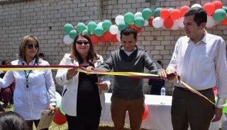 Entrega de predio para la Ampliación Institución Educativa José Joaquin Casas